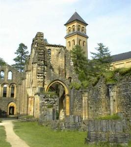 Abbaye Orval ensemble