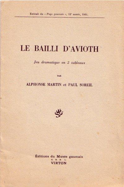 avioth bailli davioth 1951