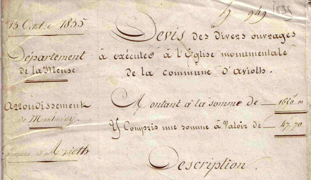 entete devis 1835