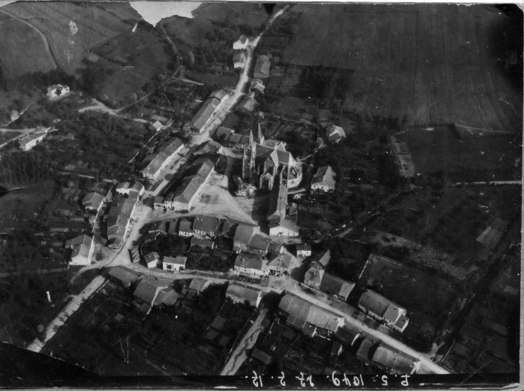 photo aerienne 1917